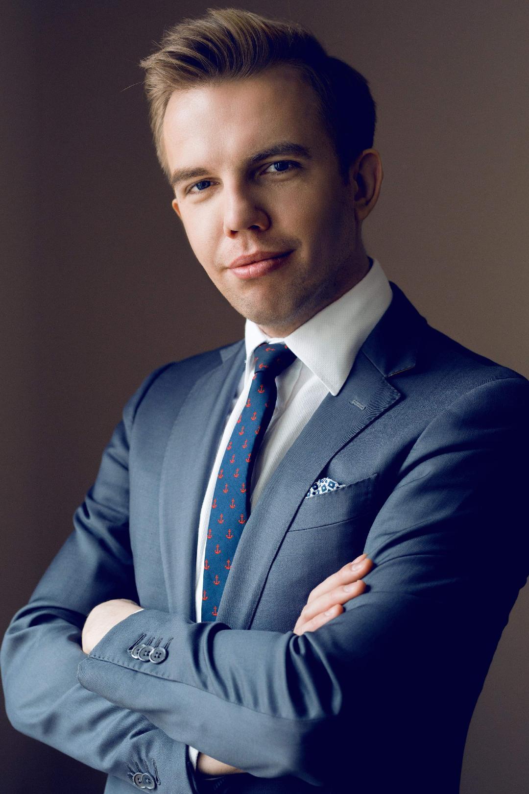 Właściciel Kancelarii Prawnej w Gdańsku - Adam Gautier